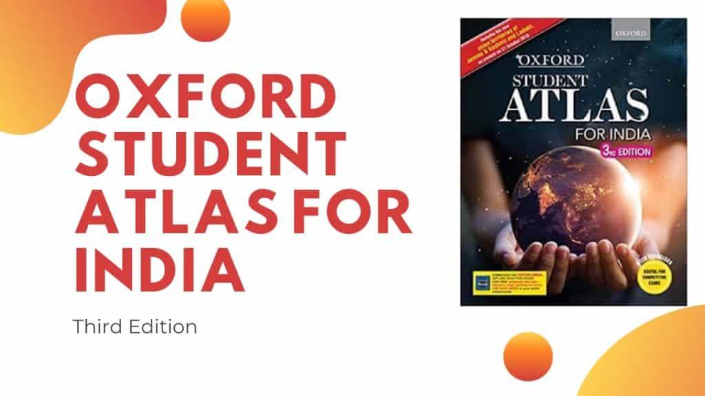Oxford Student Atlas for India PDF